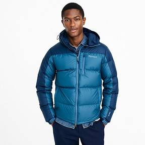 J.Crew Marmot® for Guides down hoodie