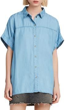 AllSaints Pome Bay Chambray Shirt