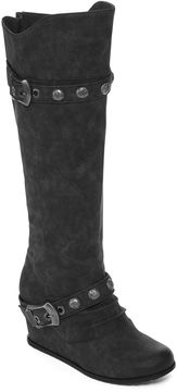 Two Lips 2 Lips Too Natasha Womens Riding Boots Wide