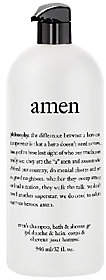 Philosophy 32 Oz Amen Men's Shower Gel