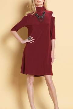 Clara Sunwoo Mock Neck Dress