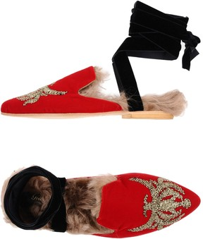Couture GIA Mules