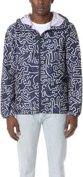 Herschel Keith Haring Voyage Coach Jacket