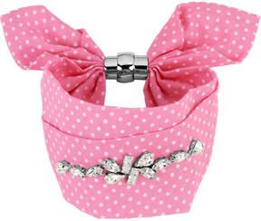 Henri Bendel Fabric Bracelet