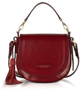 Tory Burch Women's Red Leather Shoulder Bag. - RED - STYLE
