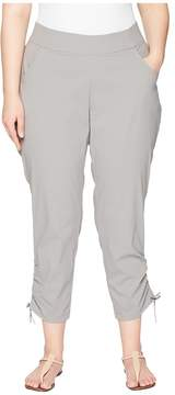 Columbia Plus Size Anytime Casualtm Ankle Pants Women's Casual Pants