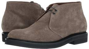 Eleventy Suede Chukka Boot Men's Boots