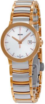 Rado Centrix Silver Dial Ladies Watch