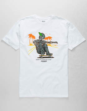 Co Cruizer And Venice Mens T-Shirt