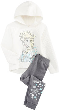 Disney Disney's Frozen Hoodie & Jogger Pants Set, Toddler Girls (2T-5T)