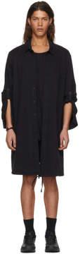 Ann Demeulemeester Black Oreste Shirt