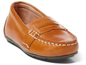 Ralph Lauren Telly Leather Penny Loafer Tan 4.5