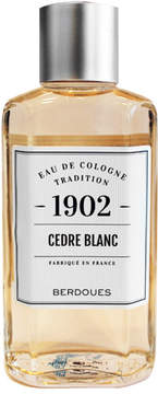 Berdoues White Cedar 1902 EDC by 8.3oz Fragrance)