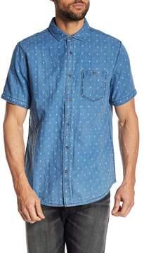 Jeremiah Kit Reversible Jacquard Shirt