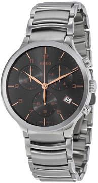 Rado Centrix XL Chronograph Grey Dial Men's Watch