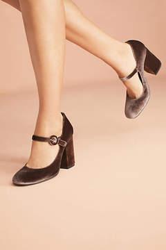 Bibi Lou Velvet Heels