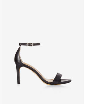 Express low heeled sandals