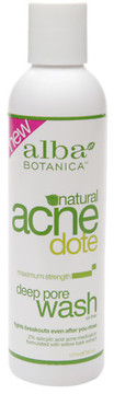 Alba Botanica Natural AcneDote Deep Pore Wash