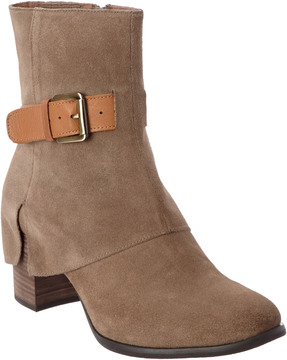Chocolat Blu Hendrix Suede Ankle Boot