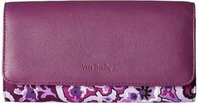 Vera Bradley RFID Audrey Wallet Wallet Handbags - AUTUMN LEAVES - STYLE