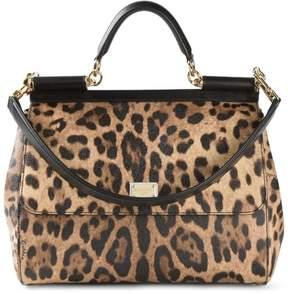 Dolce & Gabbana medium Sicily shoulder bag - NUDE & NEUTRALS - STYLE