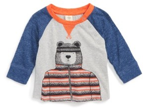 Tucker + Tate Infant Boy's Flyaway Graphic T-Shirt
