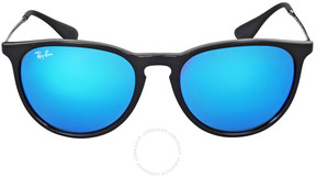 Ray-Ban Erika Color Mix Blur Mirror Lens Sunglasses RB4171 601/55
