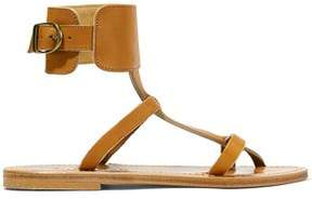 K Jacques St Tropez K.jacques St. Tropez Caravelle Leather Sandals