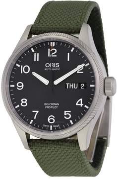 Oris Big Crown ProPilot Black Dial Men's 45mm Watch 752-7698-4164GRFS