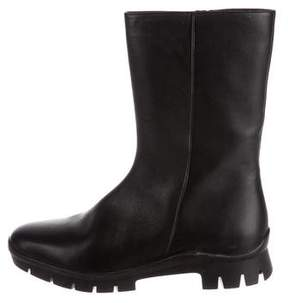Camper Leather Tomorrow Boots