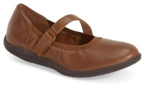 SoftWalk Women's 'Hollis' Mary Jane Flat
