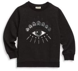 Kenzo Toddler's, Little Boy's & Boy's Eye Sweatshirt