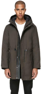 Mackage FABRIZIO TWILL PARKA WITH HOOD