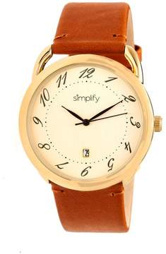 Simplify 4903 The 4900 Watch