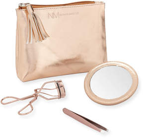 Neiman Marcus Rose Gold Eye Tools Set