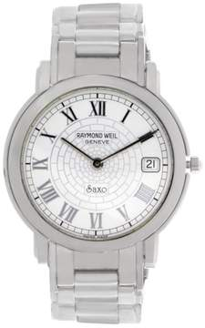 Raymond Weil Saxo 9521 Stainless Steel 35mm Mens Watch
