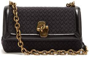 Bottega Veneta Olimpia knot intrecciato-effect cross-body bag