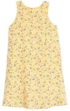 Tucker + Tate Floral Sleeveless Shift Dress