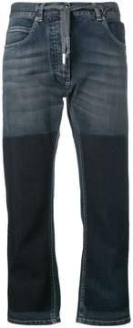 Eleventy stone washed jeans