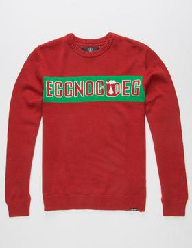 Volcom Strange Eggnog Boys Sweater