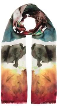 Acne Studios Vapa silk scarf