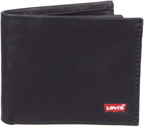 Levi's Levis Men's RFID-Blocking Extra Capacity Slimfold Wallet