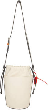 Off-White Beige Byredo Edition Bucket Bag