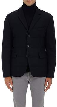 Piattelli MEN'S CHANNEL-QUILTED THREE-BUTTON SPORTCOAT
