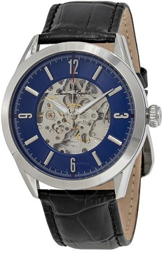 Lucien Piccard Loft Automatic Blue Dial Men's Watch
