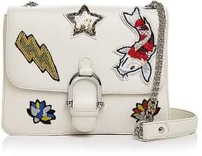Sam Edelman Patchwork Leather Shoulder Bag
