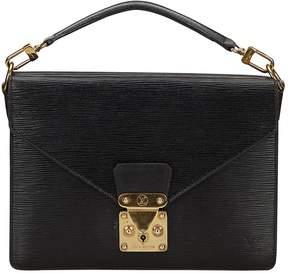 Louis Vuitton Monceau leather handbag