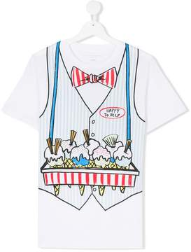 Stella McCartney Teen Arlo Seller print T-shirt