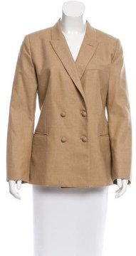Boy By Band Of Outsiders New Virgin Wool & Cashmere-Blend Blazer