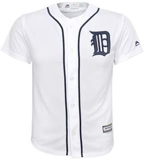 Majestic Boys 8-20 Detroit Tigers Replica MLB Jersey